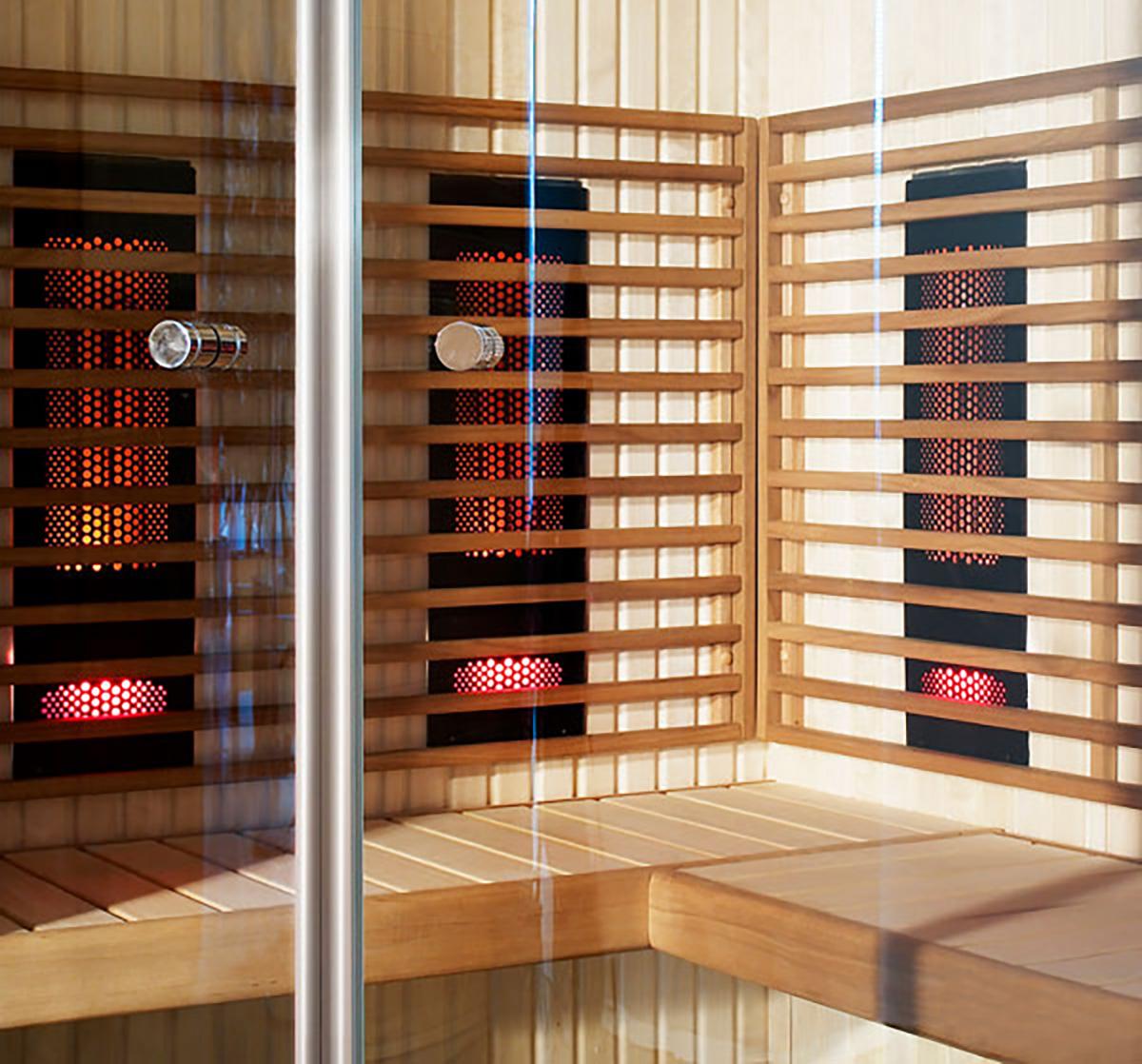 Harvia Infrared Heating Elements Comfort Saunainter Com