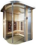 HARVIA Infrared cabins INFRARED CABIN HARVIA RONDIUM INFRARED CABIN HARVIA RONDIUM INFRARED CABIN