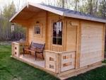 HARVIA Sauna Outdoor HARVIA KEITELE