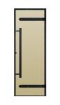 HARVIA Sauna doors HARVIA Steam doors Doors for steam sauna HARVIA LEGEND GLASS DOOR ALUMINIUM