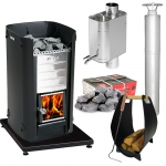 Woodburning stoves kit HARVIA M3 KIT - OPTIMAL