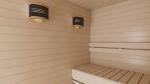 Sauna Lampen HARVIA SAUNABELECHTUNG, LEGEND