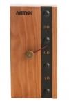 Sauna Thermo- und Hygrometer SOLO HARVIA LEGEND THERMOMETER