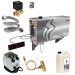 HARVIA Steam generators Steam sauna equipment kits Steam sauna equipment kits HARVIA HGX HELIX SET, STANDART
