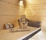 Sauna accessories sets HARVIA STEEL SET SA006