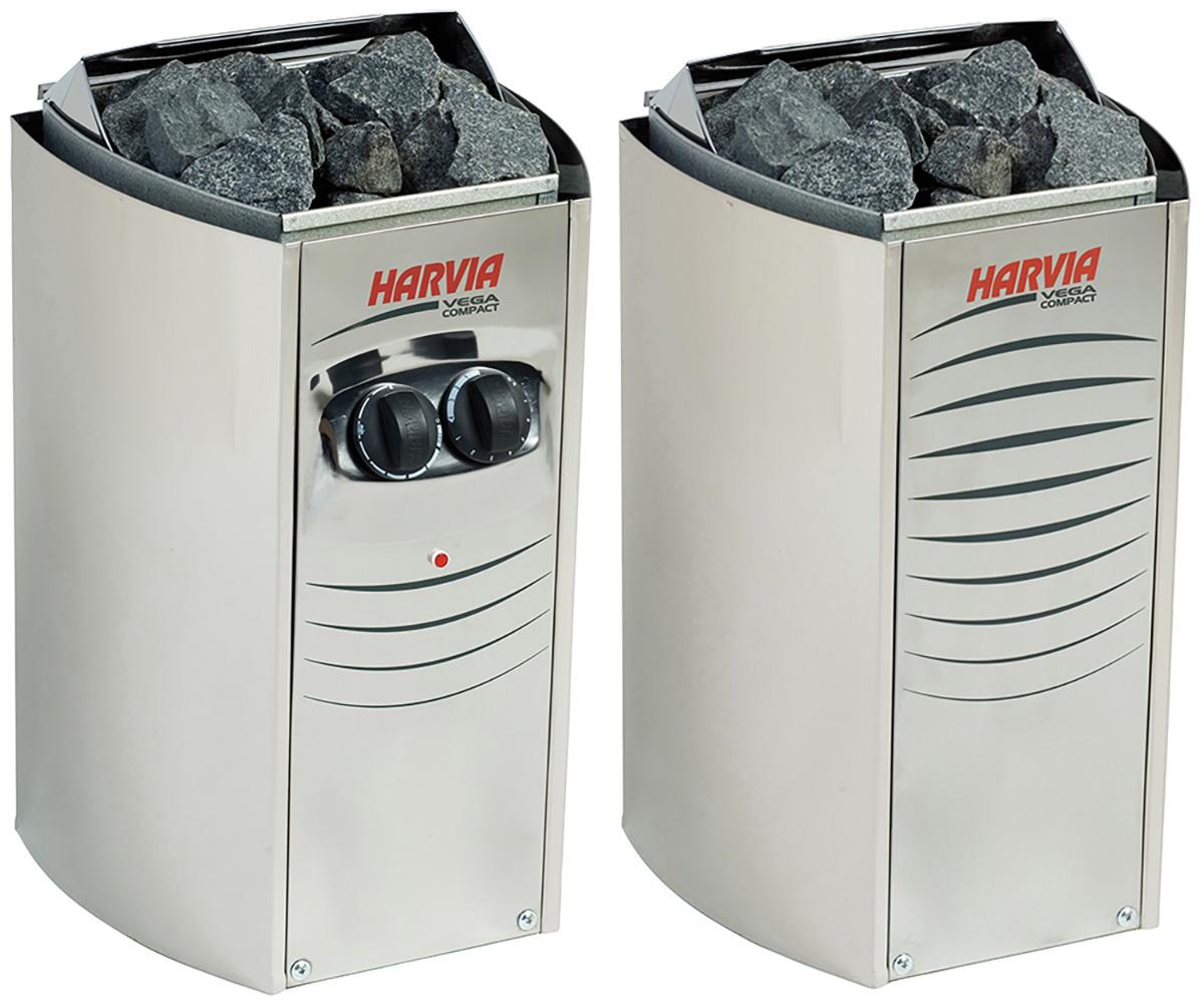 Harvia Vega Compact Bc23 2 3 Kw Saunainter Com