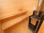 Sauna Schornsteine MODULSCHORNSTEIN VERLÄNGERUNG HARVIA WHP1000 SCHWARZ