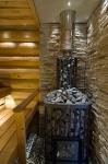 Sauna chimney for woodburners MODULAR CHIMNEY WHP 1000 MODULAR CHIMNEY WHP 1000