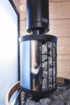 Sauna Warmwasserbehälter WARMWASSERBEHÄLTER FÜR HOLZBEHEIZTE SAUNAÖFEN 25L, HARVIA