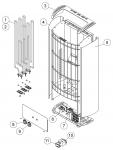 Harvia el. Saunaofen-Ersatzteile Ersatzteile für elektrische Heizungen Harvia HARVIA FIGARO KONTAKTOR, WX225 HARVIA FIGARO ERSATZTEILE