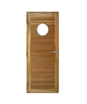 Sonstige Türen Türen für die Sauna THERMORY SAUNATÜR SAILOR MIT GLAS