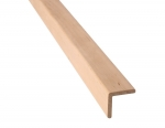 Sauna Holzleisten ECKLEISTE, ERLE, 28x28x2400mm
