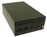 HELO Saunasteuergeräte SAUNASTEUERUNG HELO CONTACTOR BOX WE3 HELO CONTACTOR BOX WE3