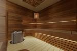 Sauna lamp shades HAMALAYAN SALT LAMPSHADE, ASH, 350x240x130mm, 7,5kg HAMALAYAN SALT LAMPSHADE