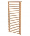 Modulare Elemente für Saunabank ARMLEHNE, ERLE, 20x600x1300mm