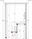 SAUNAX Saunakabine SAUNAKABINE MIT GLAS 150x120, SAUNAINTER