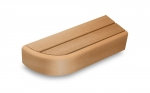 Modulare Elemente für Saunabank MODUL ENDE, ERLE, 600mm