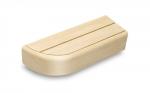 Modulare Elemente für Saunabank MODUL ENDE, ESPE, 400mm