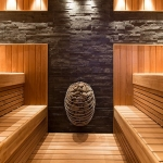 HUUM Sauna heaters BLACK FRIDAY ELECTRIC SAUNA HEATER HUUM DROP + UKU BLACK CONTROL UNIT HUUM DROP + UKU BLACK CONTROL UNIT