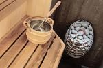 HUUM Saunaöfen SAUNAÖFEN HUUM DROP + UKU SAUNASTEUERUNG HUUM DROP + UKU SAUNASTEUERUNG