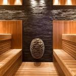 HUUM Saunaöfen PREMIUM-PRODUKTE SCHWARZER FREITAG ELEKTRISCHER SAUNAOFEN HUUM DROP + UKU BLACK SAUNASTEUERUNG HUUM DROP + UKU BLACK SAUNASTEUERUNG