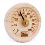 Sauna Thermo- und Hygrometer SOLO SAWO THERMOMETER / HYGROMETER 102