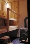 IKI Sauna Stoves SAUNA WOODBURNING STOVE IKI MINI IKI MINI