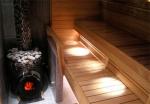 IKI Sauna Stoves SAUNA WOODBURNING STOVE IKI MINI PLUS IKI MINI PLUS