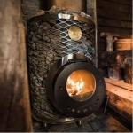 IKI Sauna Stoves SAUNA WOODBURNING STOVE IKI ORIGINAL PLUS IKI ORIGINAL PLUS