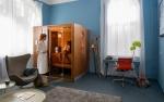 WELLNESS SPA Aroma-Sauna-Spender KLAFS MICROSALT