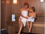 WELLNESS SPA Distributeur de sauna aromatique KLAFS MICROSALT