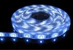 LED-Streifen, Einfarbig WASSERDICHT 5050 KALTWEIß 12W/1M, 60LED/1M