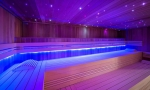 Dampfbad LED Beleuchtung Dampfbad beleuchtung LED-Streifen, RGB SAUFLEX 5050 LED RGB -LUX- SET 12 W/m 60 LED/m