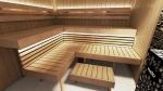Modulare Saunabank SAUNABANKMODULE, OPTIMAL, THERMO-ESPE