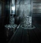Additional sauna equipments NET AROUND THE SMOKE PIPE, NARVI