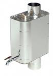 Sauna Warmwasserbehälter WARMWASSERBEHÄLTER FÜR HOLZBEHEIZTE SAUNAÖFEN, 22L, HARVIA