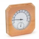 Sauna Thermo- und Hygrometer DUO SAUFLEX THERMO-HYRGROMETER, ZEDER