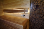Audio und Video Systeme für Sauna MUSIK CENTER OHNE LAUTSPRECHER, WASSERDICHT