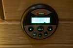 Sauna audio & video systems MUSIC CENTER WITHOUT SPEAKERS, WATERPROOF
