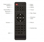 Sauna audio & video systems MULTIFUNCTIONAL MEDIA PLAYER