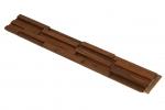 Holzplatten DEKORATIVE WANDVERKLEINDUNG AUS HOLZPLATTEN NOBLE 23 THERMO-ESCHE