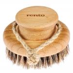Für die Massage RENTO KÖRPERBÜRSTE BAMBUS