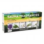 Sauna aromas SAUFLEX SAUNA ESSENTIAL OIL COLLECTION 5X15ML, SUMMER