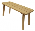 Sauna stool ALDER STOOL, L