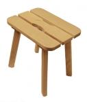Sauna stool ALDER STOOL, M