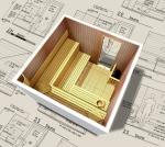 hidden menu Sauna Set zum selber bauen Einzelprojekt SAUNA PROJEKT