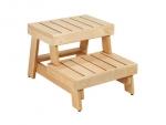 Sauna stool HARVIA SAUNA FOOTSTOOL