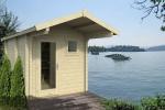 SAUNAINTER Sauna d'exterieur SAUNA MAISON AVEC EERO
