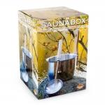 Seaux avec louches pour sauna Kits plus de vapeur KIT DE SAUNA «PLUS DE VAPEUR» OPTIMAL 4,0 L