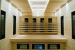 SAUNAX Sauna Infrarotstrahler SAUNAX INFRAROT ELEMENTE, FÜR FUß